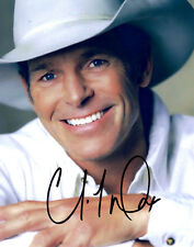Chris LeDoux 8.5x11 Signed Autograph RP [Mint]