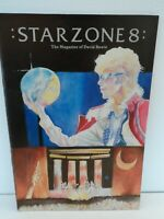 David Bowie Starzone Fan magazine issue 8 Mint Condition