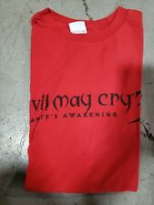 Devil May Cry 3 vintage video game t-shirt 2005 Size XL