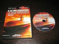 Il Ultimo Sottomarino La Grande Speranza DVD Lois Maxwell Renato Baldini