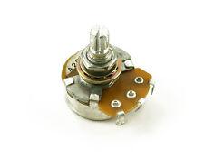 WD Metric 250K Split Shaft audio taper Potentiometer Pot Electric Guitar / Bass