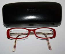 0c2bbe49948 Furla Women s Red Prescription Eye-Glasses with Case Glasgow VU4531 COL90S
