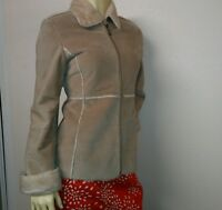 GUESS Women's Leather Jacket Size S