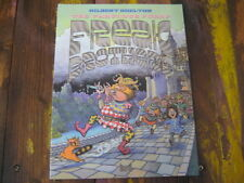 Freak Brothers # 4 - G. Shelton - BSE  NEU