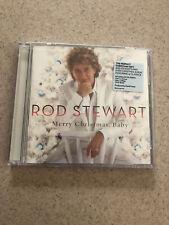 Rod Stewart - Merry Christmas, Baby (2012 Sealed CD)