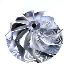Kinugawa Turbo Billet Compressor Wheel TD04HL-19T  11+0 Blades with Extend Tip