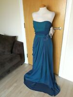 Ladies Dress Size 12 14 Long Maxi Party Evening Cruise Prom Occasion Bridesmaid