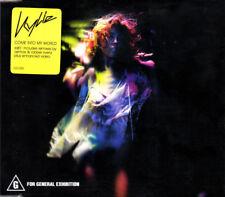 Kylie Maxi CD Come Into My World - CD1 - Australia (M/M - Scellé)