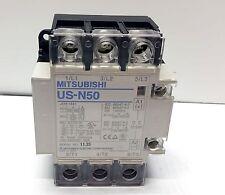Mitsubishi US-N50 Element Contactor  AC100/480V 50A