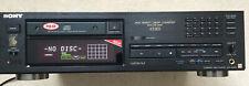 Sony CDP-X33ES High Density Linear Converter Digital Sync System CD Player
