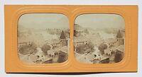 Bern Berna Suisse Vintage Stereo Albumina Ca 1860