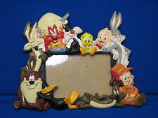 Looney Tunes Photo Picture Frame Warner Brother Bugs Bunny Tweety Bird Sylvester