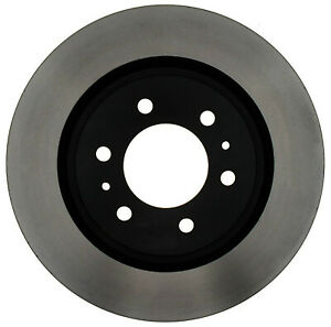 Disc Brake Rotor-Coated Front ACDelco 18A2461AC