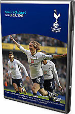 Tottenham Hotspur 1 Chelsea 0 (21st March 2009) Spurs 'The Best Feeling' [DVD],