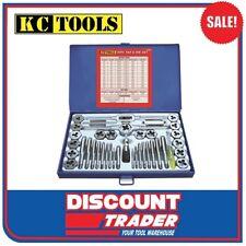KC Tools Tap & Die Set 39 Piece Metric - 12006