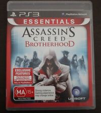Assassins Creed Brotherhood PS3 Game.