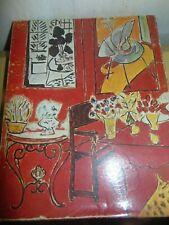 Vintage Springbok Red Interior Henri Matisse Vintage Puzzle 1970