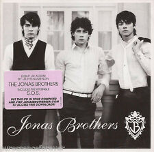 JONAS BROTHERS - Jonas Brothers (UK 14 Track CD Album)