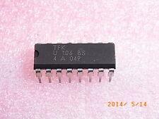 U106BS TFK, Nullspannungsschalter DIP-16 Integrated Zero Voltage Switch