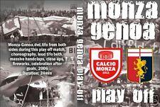 hooligans,ultras dvd,MONZA-GENOA,PLAY OFF 2006