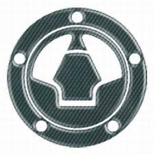 Adesivo Protezione Tappo Serbatoio Effetto Carbonio PRINT PTGS-KAWASAKI DAL 2006