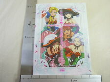 SAKURA WARS 3 Paris Final Game Guide Book Japan DC EB*