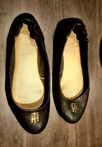 tommy hilfiger women worn shoes size 8