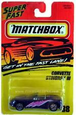1994 Matchbox #38 Superfast Corvette Stingray III