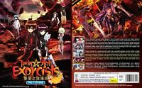 ANIME DVD Twin Star Exorcists(1-50End) English sub&All region + With GIFT
