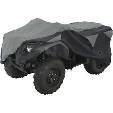 Classic Accessories Black/Gray XL ATV Deluxe Storage Cover - 15-062-053804-0
