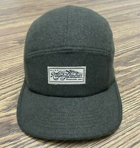 Polo Ralph Lauren Expedition Patch Wool 5 pane hat Sportsman Guide 92  Stadium