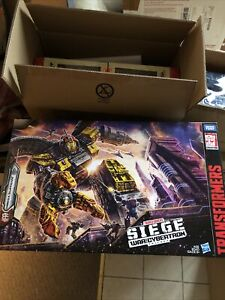 Transformers - Siege Titan Omega Supreme - War For Cybertron - Better Price!