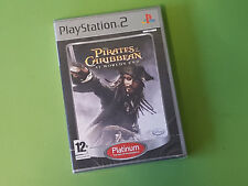 Piratas del Caribe a finales del mundo Sony PlayStation 2 PS2 Juego * NUEVO/SELLADO *