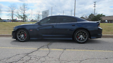 2015-2017 Dodge Charger Oracle Concept LED Sidemarkers Tinted Set of 4 9880-020
