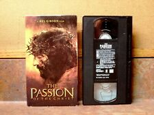 THE PASSION OF THE CHRIST (VHS 04) Jim Caviezel Monica Bellucci, Mel Gibson Film