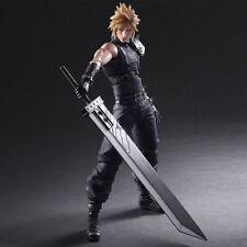 Play Arts PA Kai Final Fantasy.VII Remake No.1 Cloud Strife Action Figure Statue