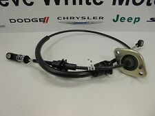 07-10 Jeep Wrangler New Automatic Transmission Shifter Shift Cable Mopar Oem