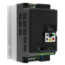 4.0KW 220V Variable Frequency Inverter Single To 3 Phase Output Motor Speed Driv