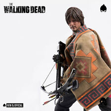 ThreeZero Daryl Dixon The Walking Dead 1/6 A/Figure [IN STOCK] •NEW & OFFICIAL•