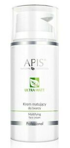 Apis Professional Ultra Matt Matting Face Cream for Oily Acne Prone Skin100ml