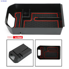For Toyota RAV4 2019-20:BOX Center Console Organizer Holder ABS Accessories
