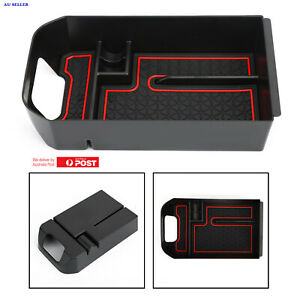 For Toyota RAV4 2019-2021:BOX Center Console Organizer Holder ABS Accessories