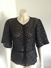 Jacqui E Lace Formal Tops for Women