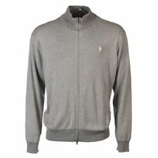 Ralph Lauren Cotton Zip Neck Jumpers & Cardigans for Men