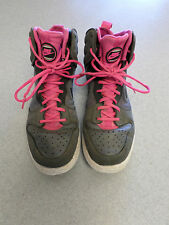 "Nike ""Dunk Free"" gray, black and pink basketball shoes, Men's 10.5 (eur 44.5)"