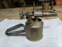 Antique Vintage Brass Primus 821 Blow Torch Sweden