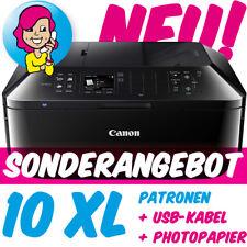 Canon PIXMA MX925 MX 925 im XXL-Set inkl. 10 XL-PATR0NEN +U$B +FOTOPAP!ER NEU!