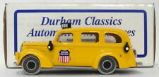 Durham 1/43 Scale DC23 - 1939 Ford Rail Bus Union Pacific 1 Of 250