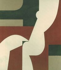 "Yiannis Moralis ""EROTICON"" Open Edition Giclee Pigment Print Greek Artist 1989"