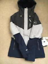 Genuine O'NEILL Coral Ladies Ski/Snowboard Winter Jacket. New With Tags.EU Small